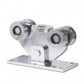 Duragates X-Large 5-Wheel Carriage Monobloc Body CGS-350.5XL (Steel) - Cantilever Sliding Gate Hardware