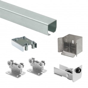 Cantilever Gate Hardware Kit CGS-KIT150 For Lightweight Gates Up To 13' Long