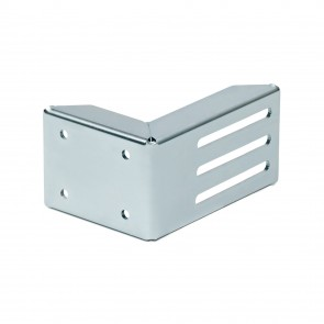 DuraGates Adjustable Wall Mounting Bracket CG-15P (Steel) For End Cup - Cantilever Sliding Gate Hardware