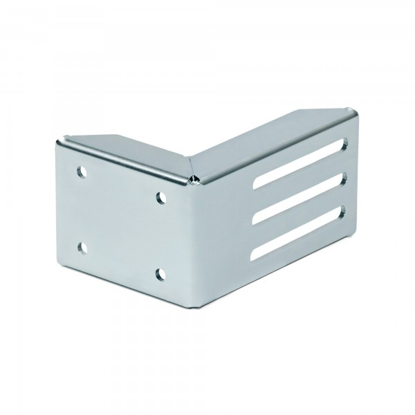 DuraGates Adjustable Wall Mounting Bracket CG-15G (Steel) For End Cup - Cantilever Sliding Gate Hardware
