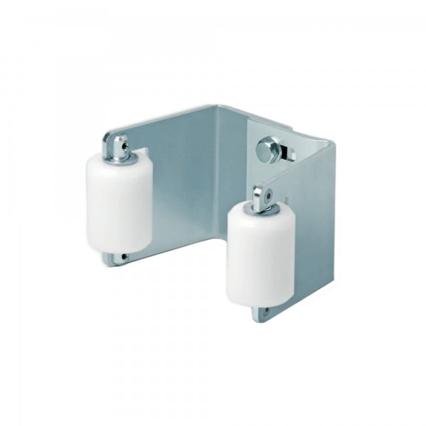 DuraGates Upper Adjustable End Cup CG-30G (Steel) For Large Carriages - Cantilever Sliding Gate Hardware