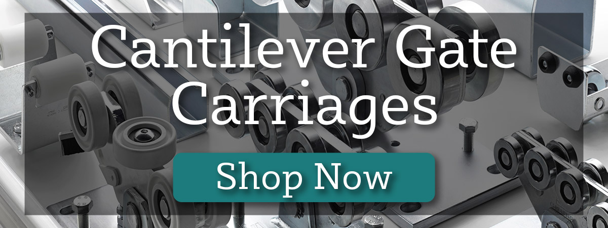 Shop Cantilever Slidiing Gate Carriages